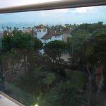 Вид с балкона номер 610