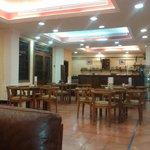 cafeteria junto a hall