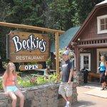 Beckie's Cafe!