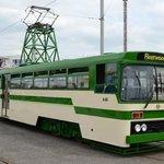 Centenary tram 648