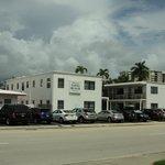 Complex bestaande uit meerdere motels