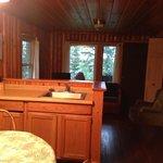 Inside cabin 5.