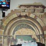 Mural de la habitación
