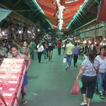 It's still the place for pasalubong shopping.