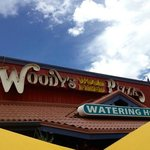A visit to Woody's is a must for Golden