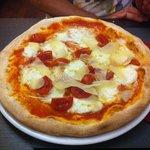 la pizza di pastarito