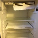 inside view of the refrigerator