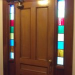Maplecroft front door