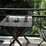 delux one balcony