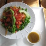Garden salad (side)