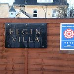Elgin Villa Back Entrance