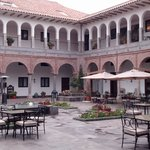 Restored Courtyard