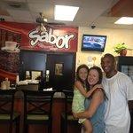 Sabor Fans!!!