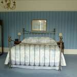 Blue room at Westerton