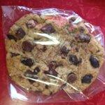 Huge Chocolate Chunk Cookie