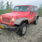 Example of the jeeps