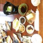 cafe da manhâ Satomo Ryokan