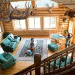 View of Great Room in the Lodge