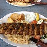Greek ribs