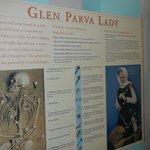 Glen Parva Lady Information