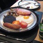 素晴らしい朝食