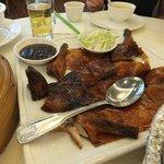 Skin of the Peking Roast Duck
