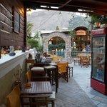 Resturant area