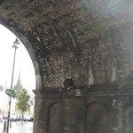 Under the gate