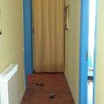 Corridoio dell'appartamento Ruggero
