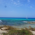 Playa a 50mt dall'hotel