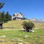 Foto de Restaurant Waldhaus am See
