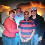 Australian cricketer Shane Watson's visit to Maliha