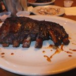 My half slab of Prime Ribs