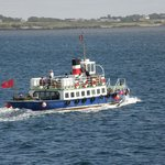 M V Karina - Isle of Man coastal cruise vessel