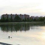 Alrededores del Hotel (Laguna de Duero)