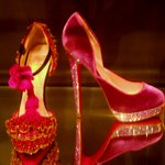 High heels, Louboutin exhibit, Toronto