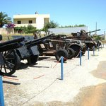 Many weapons from te second world war
