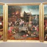 Hieronymus Bosch - Temptation of St. Agustine