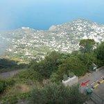 Above Capri