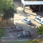 Trotz Polizeistation rasen in der Nacht so einige Fahrzeuge mit heulenden Motororen ...