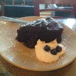 Chocolate Cake @ SeaGrass Grill