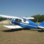WACO cabin biplane from 1933