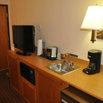 Suite Coffee Area