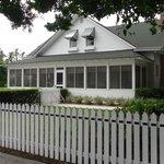 Naples Historical Society's Historic Palm Cottage
