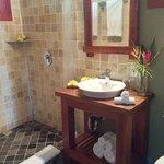 Bathroom of the Balsa Cabin