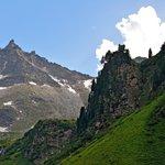 Auf dem Weg zur St. Pöltner Hütte zwischen Salzburg und Osttirol