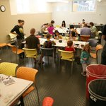 Missoula Art Museum & Missoula Food Bank Empty Bowls workshop