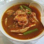 Excellent Thai cuisine.