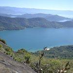 Vista do topo do Pico do Mamanguá