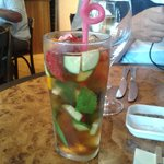 Lovely glass of Pimms ;)